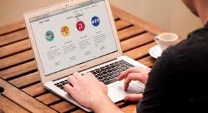 beberapa cara dalam mengakses website