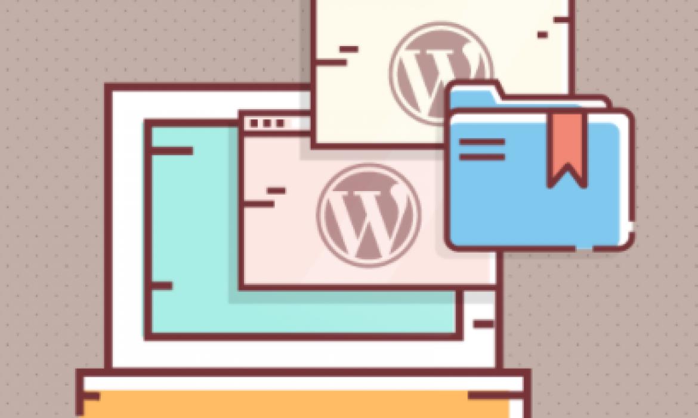 Mengganti Template website wordporess | jasa pembuatan website murah