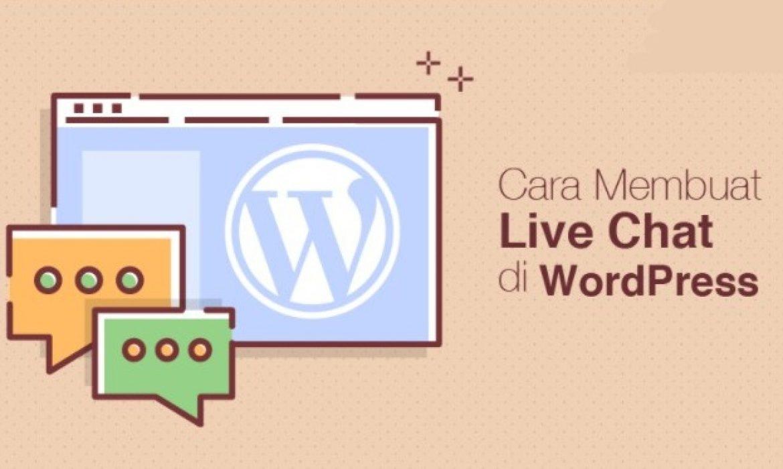 Membuat Live Chat Website | Jasa Pembuatan Website Murah Makassar