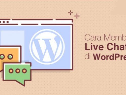 Trik Membuat Live Chat di WordPress