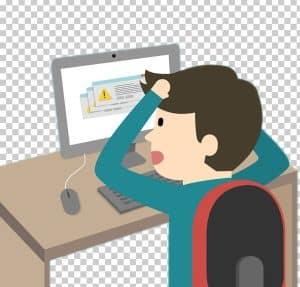 penyebab website error dan cara mengatasinya